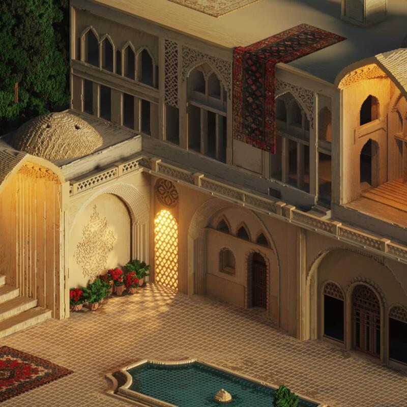 Persian House N.02