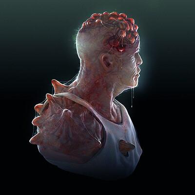 Guillermo talbott mutante 1