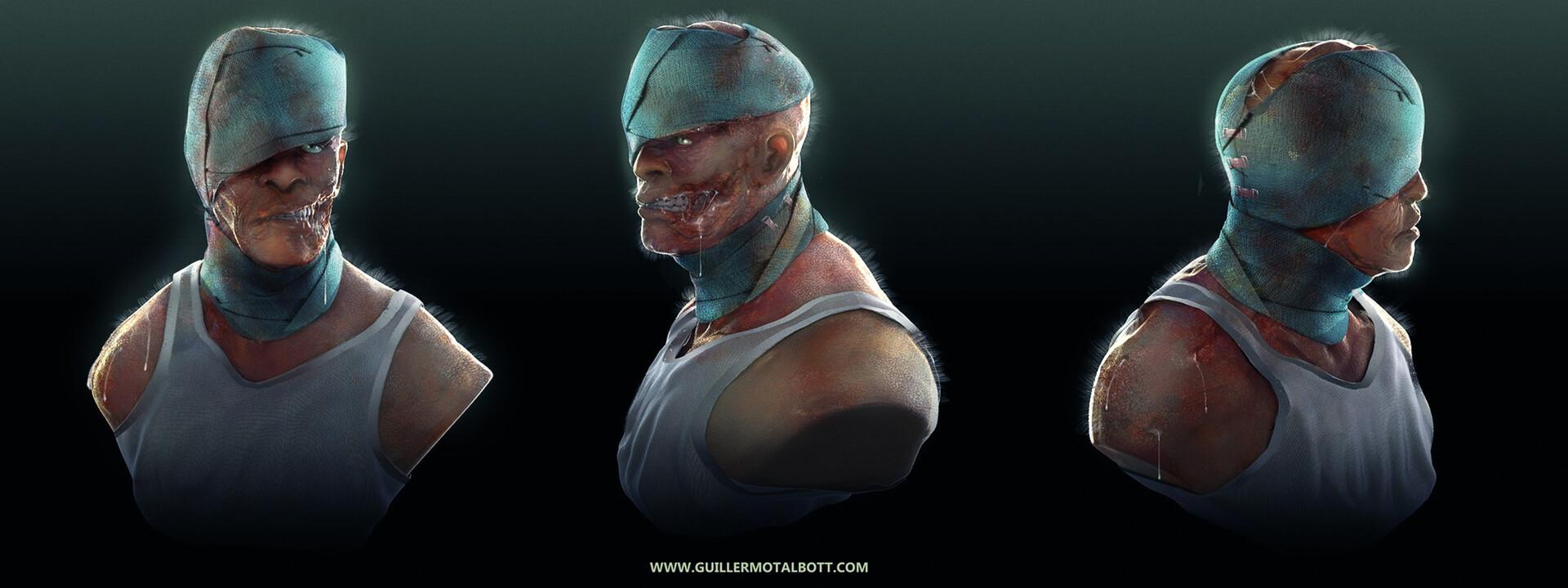 Guillermo talbott mutante 2