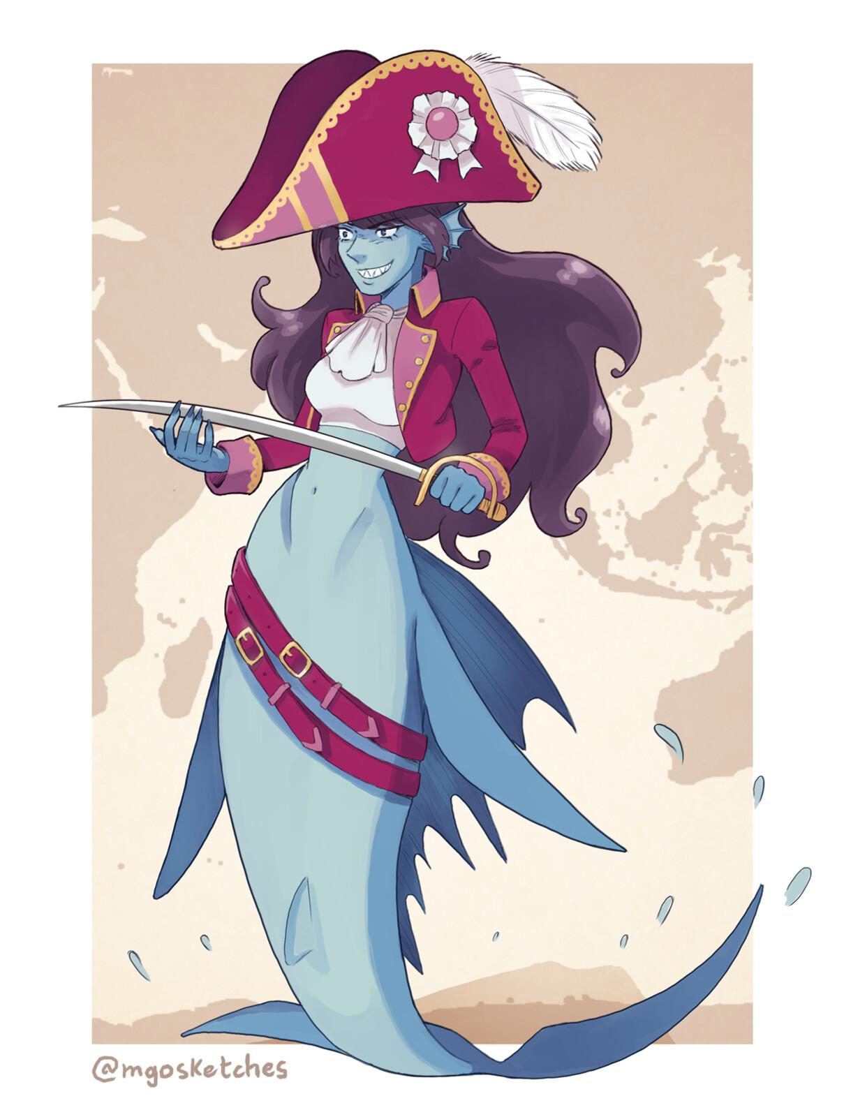Captain Swordfish