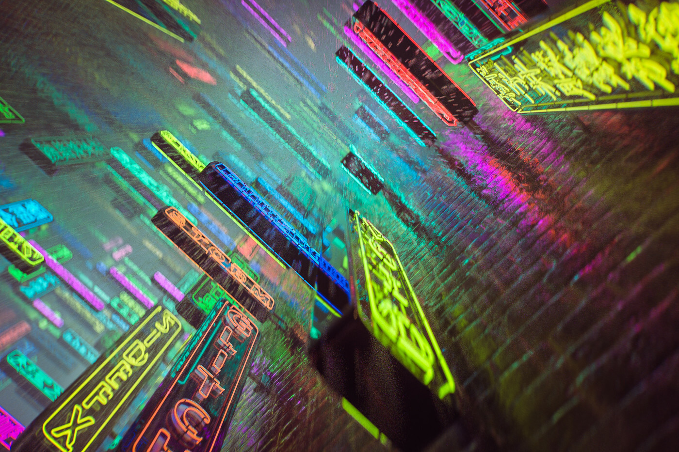 Shawn wang shawn wang flame dude city neons 03 0 00 00 00 2