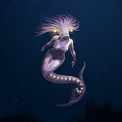 Niklas rhose mermaid