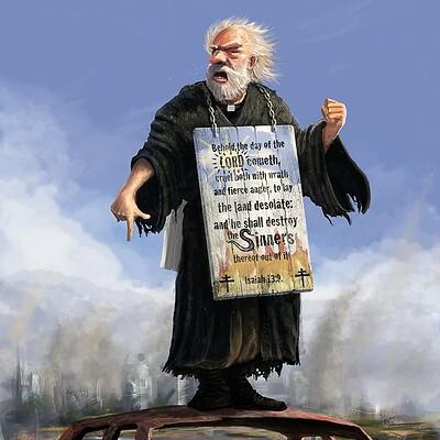 Niklas rhose preacher