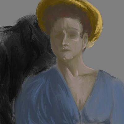 Freshvand woman color