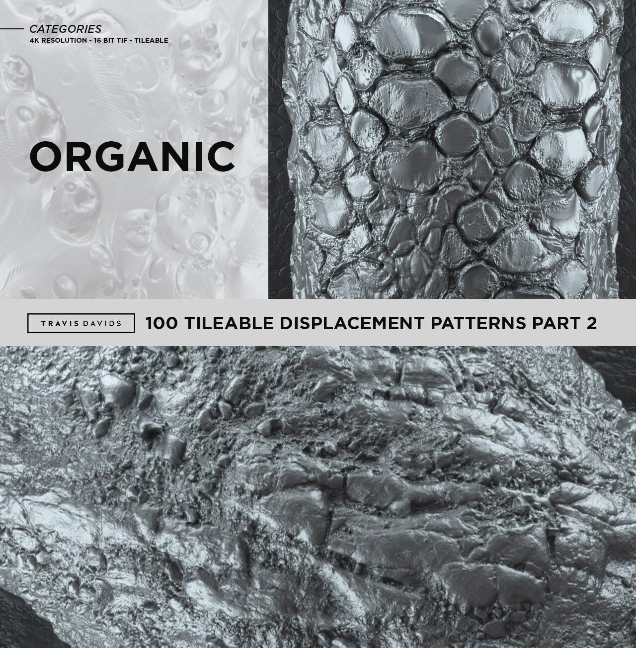 Travis davids categories organic