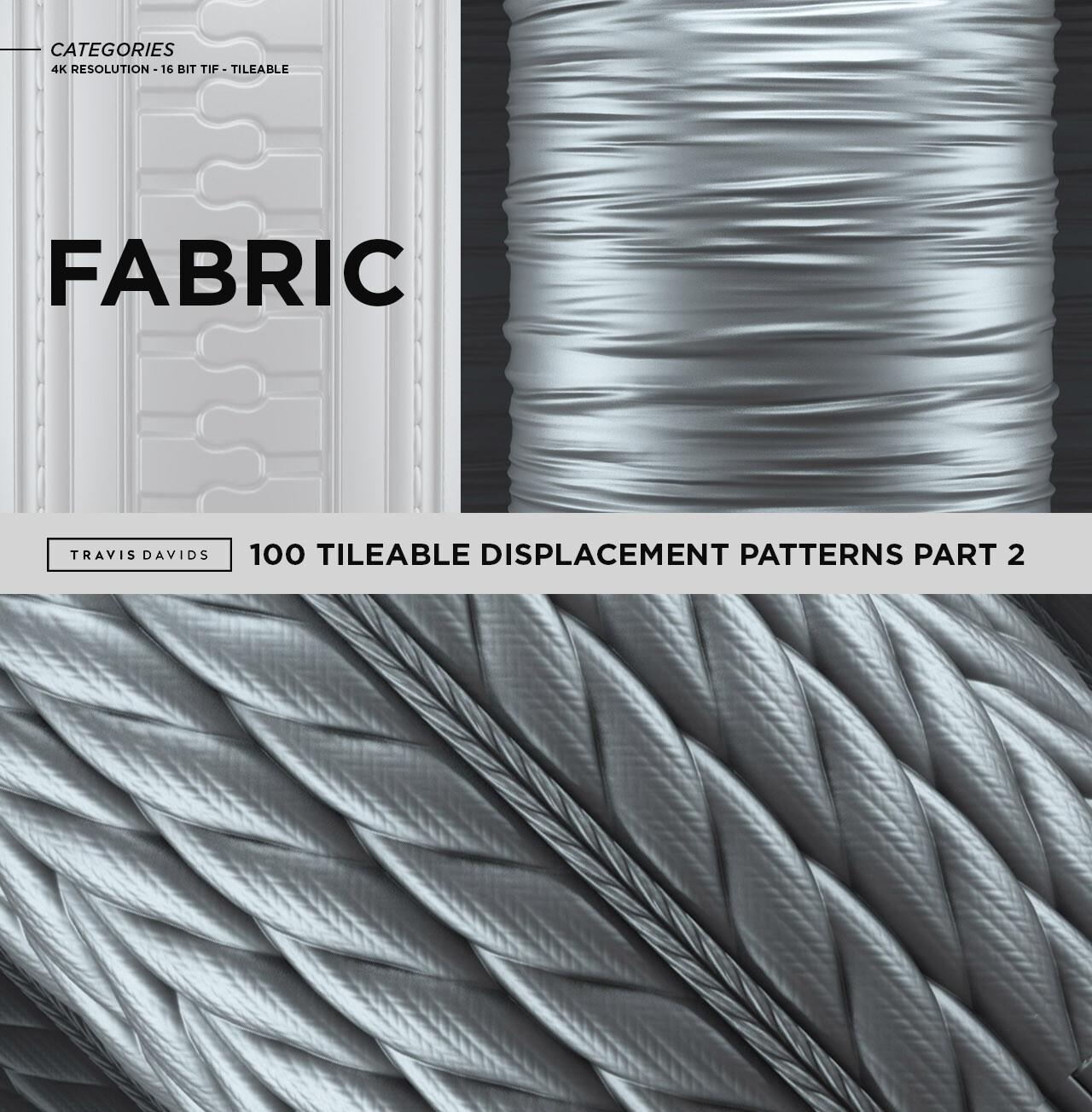 Travis davids categories fabric