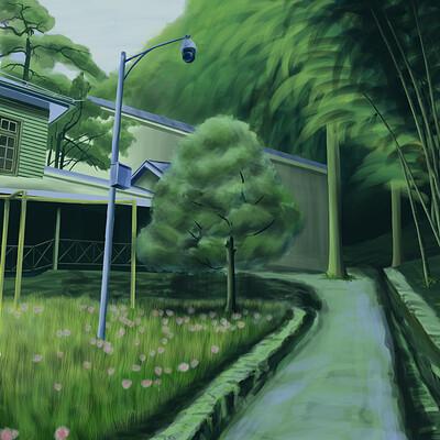Nikky hang landscape7