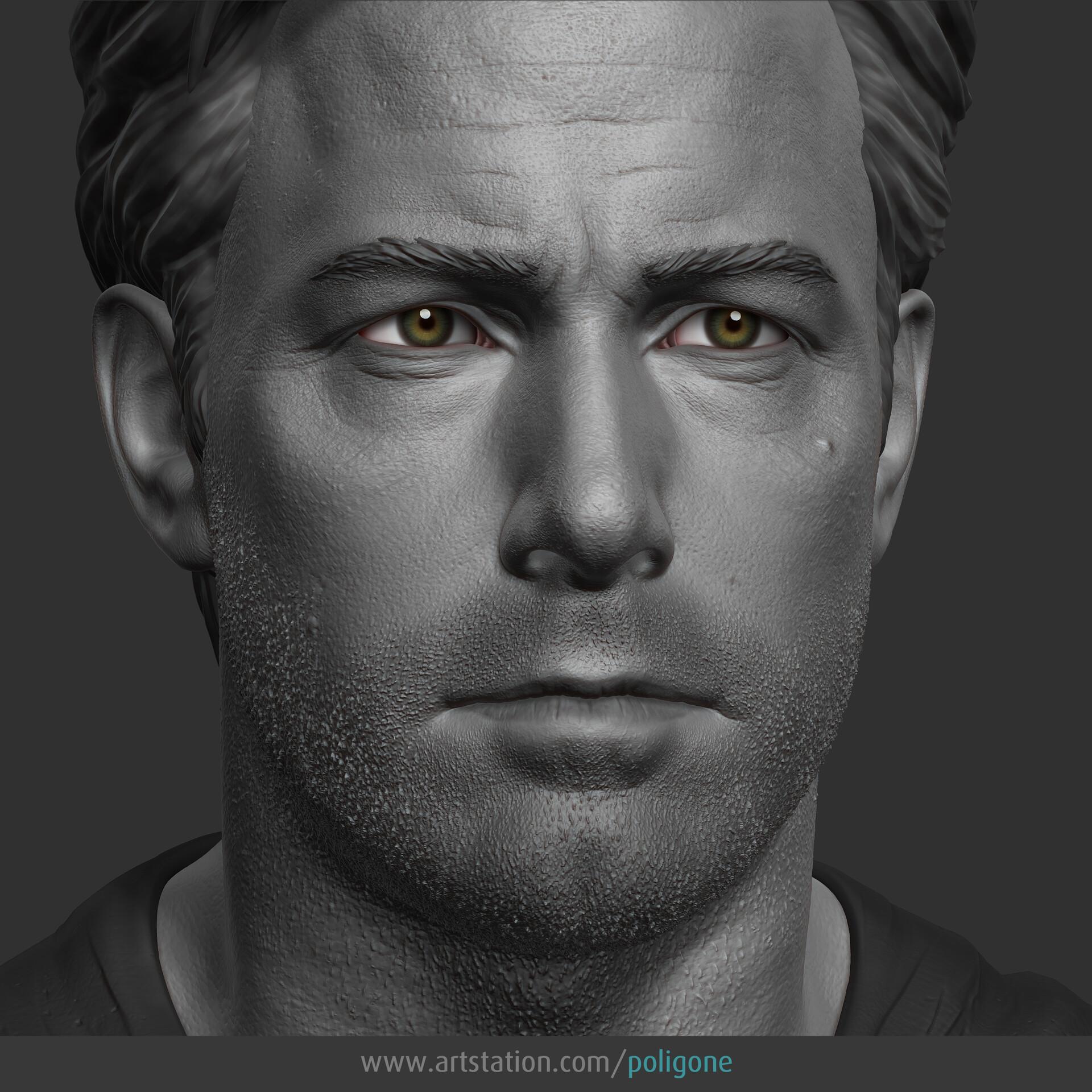 Ben Affleck likeness