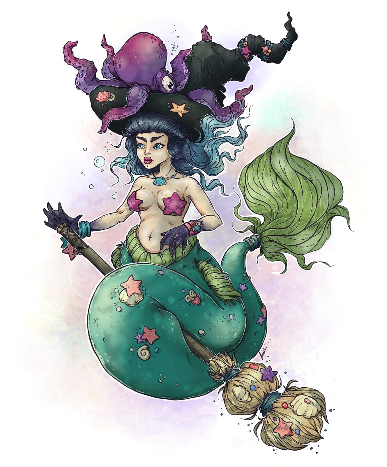 """SeaWitch""