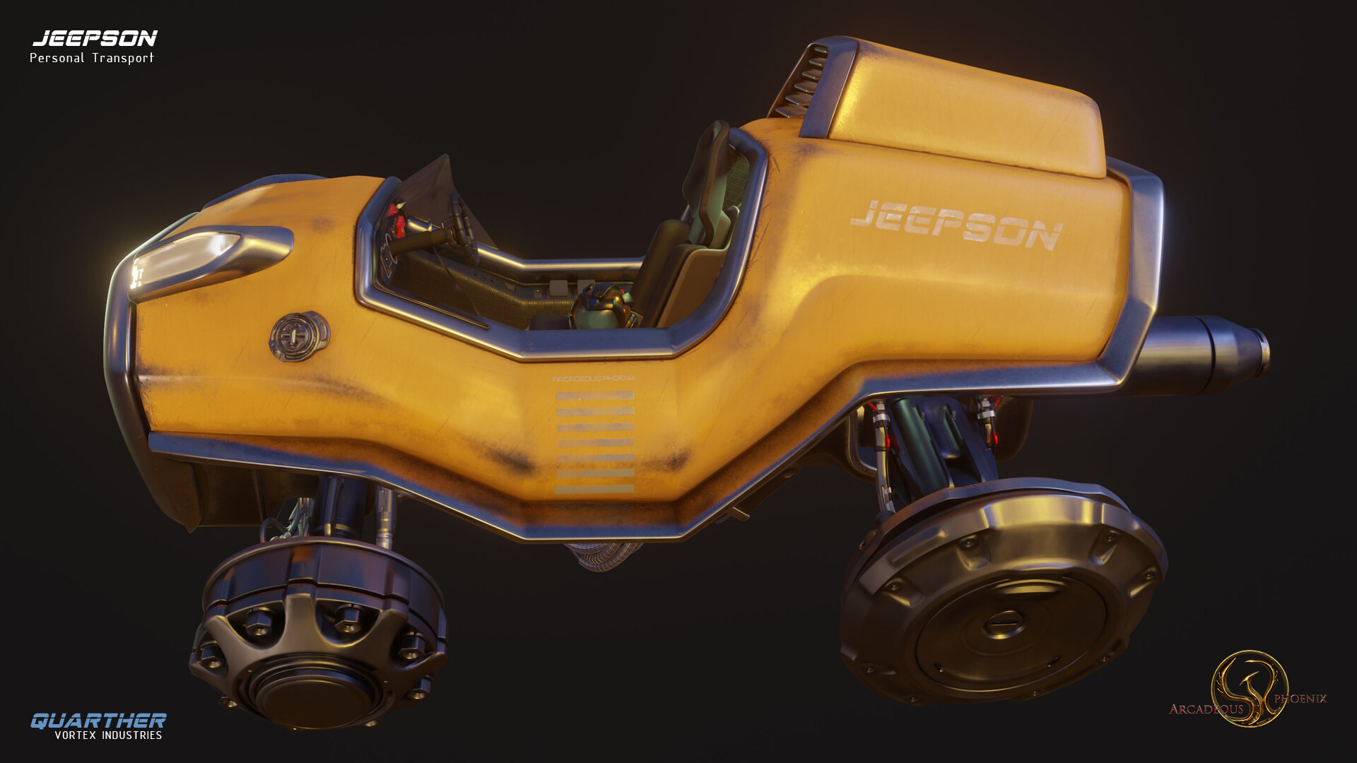 Arcadeous phoenix jeepson camera1