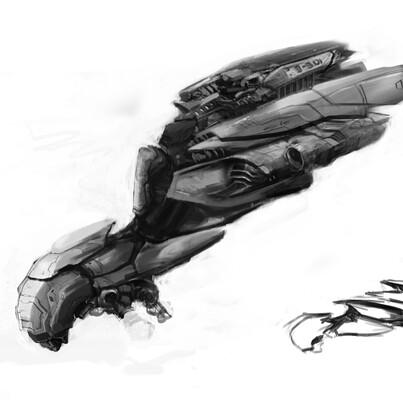 Sherif habashi 31 battleship concept