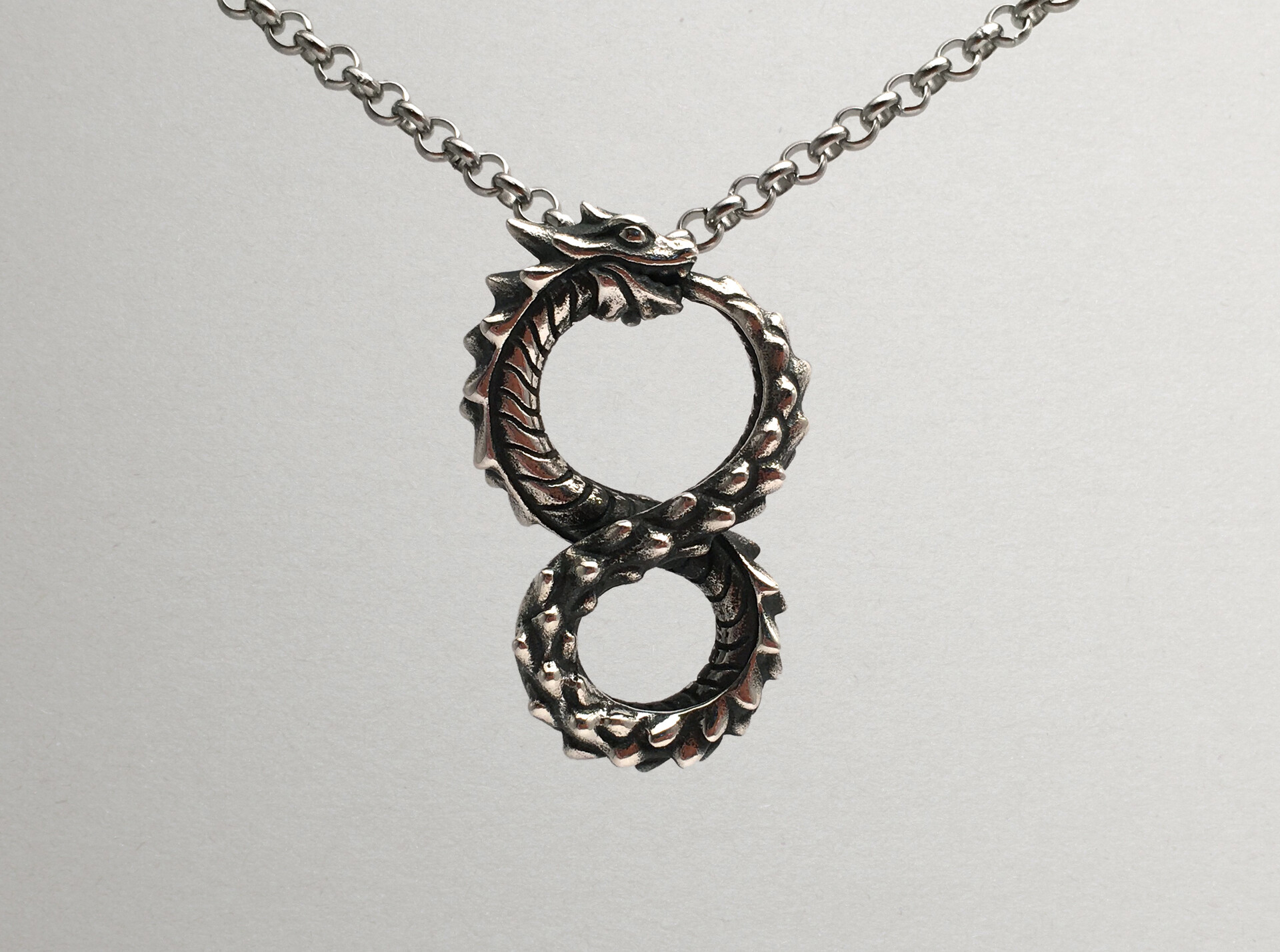 Ken calvert ouroboros antique 1