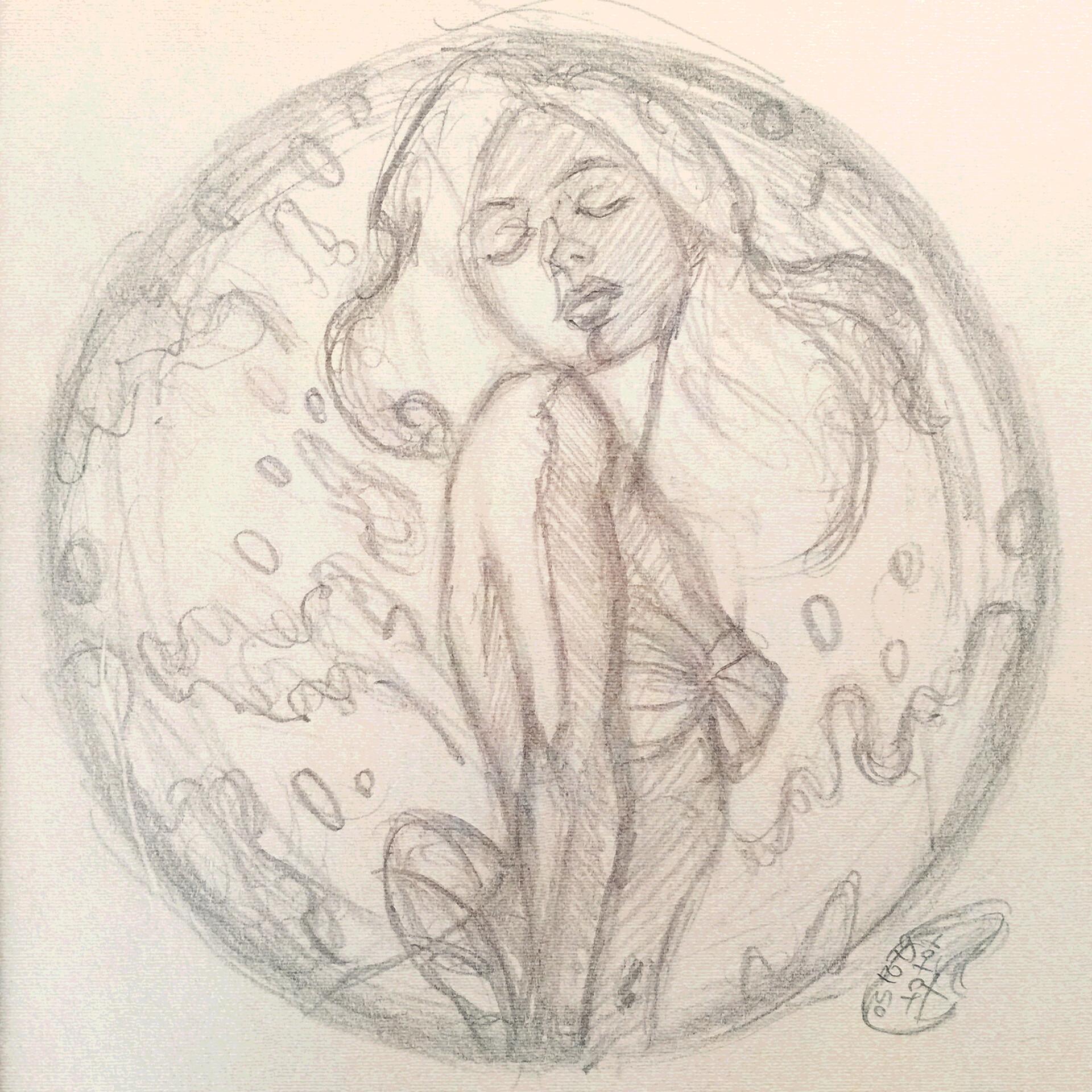 Eric lynx lin mermaid ariel00