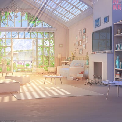 Arseniy chebynkin nikki room game