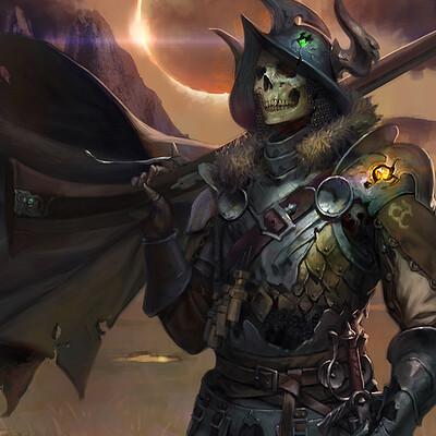 Joo skeleton conquistador soul stone s