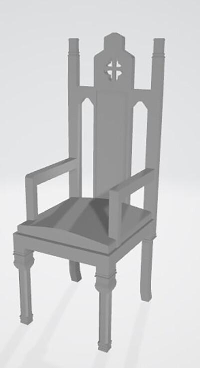 Dinning Room Chair 2