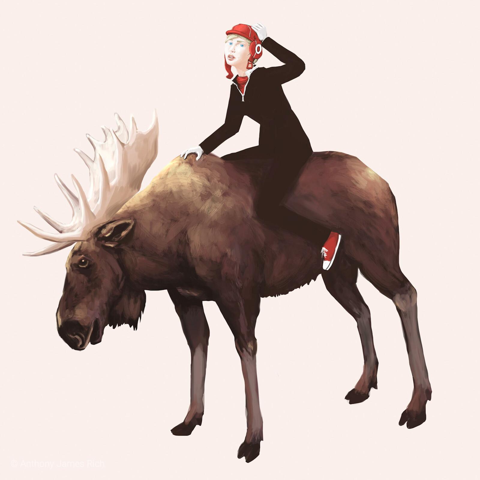 Mod Moose