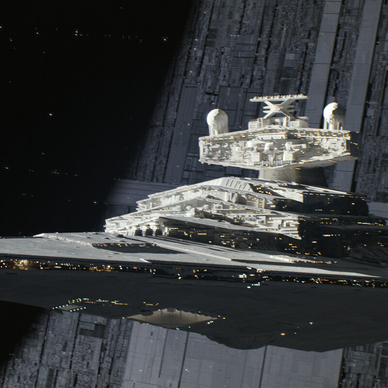 Rogue One - Hard Surface Texture/Lookdev