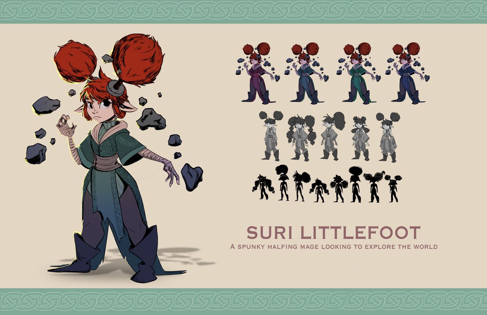 Suri Littlefoot