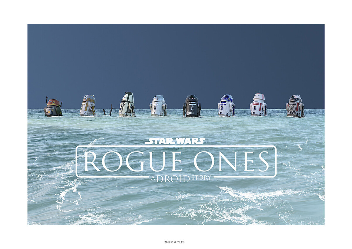 Paul wiz johnson paul wiz johnson star wars rogue ones