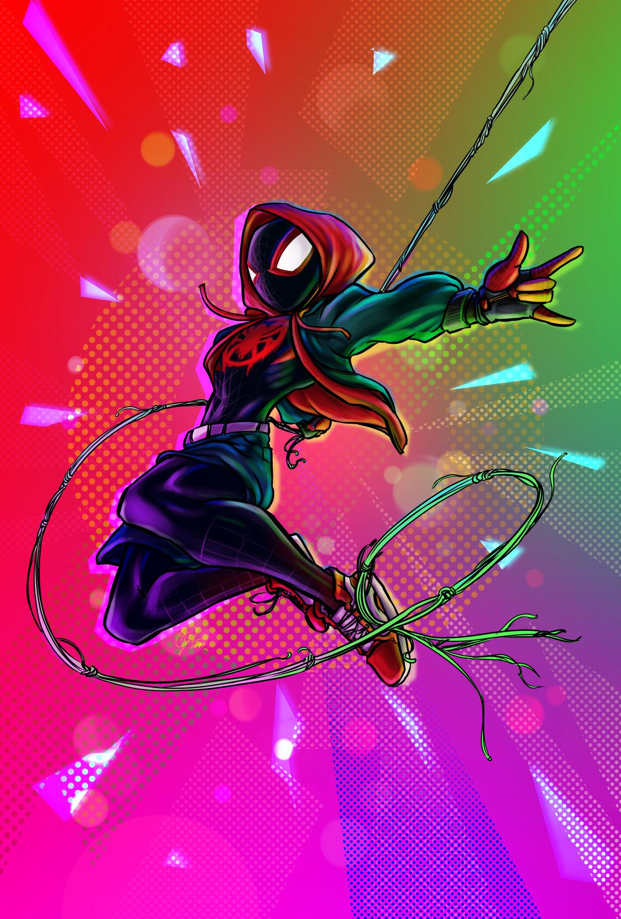 Spider-Man, Miles Morales