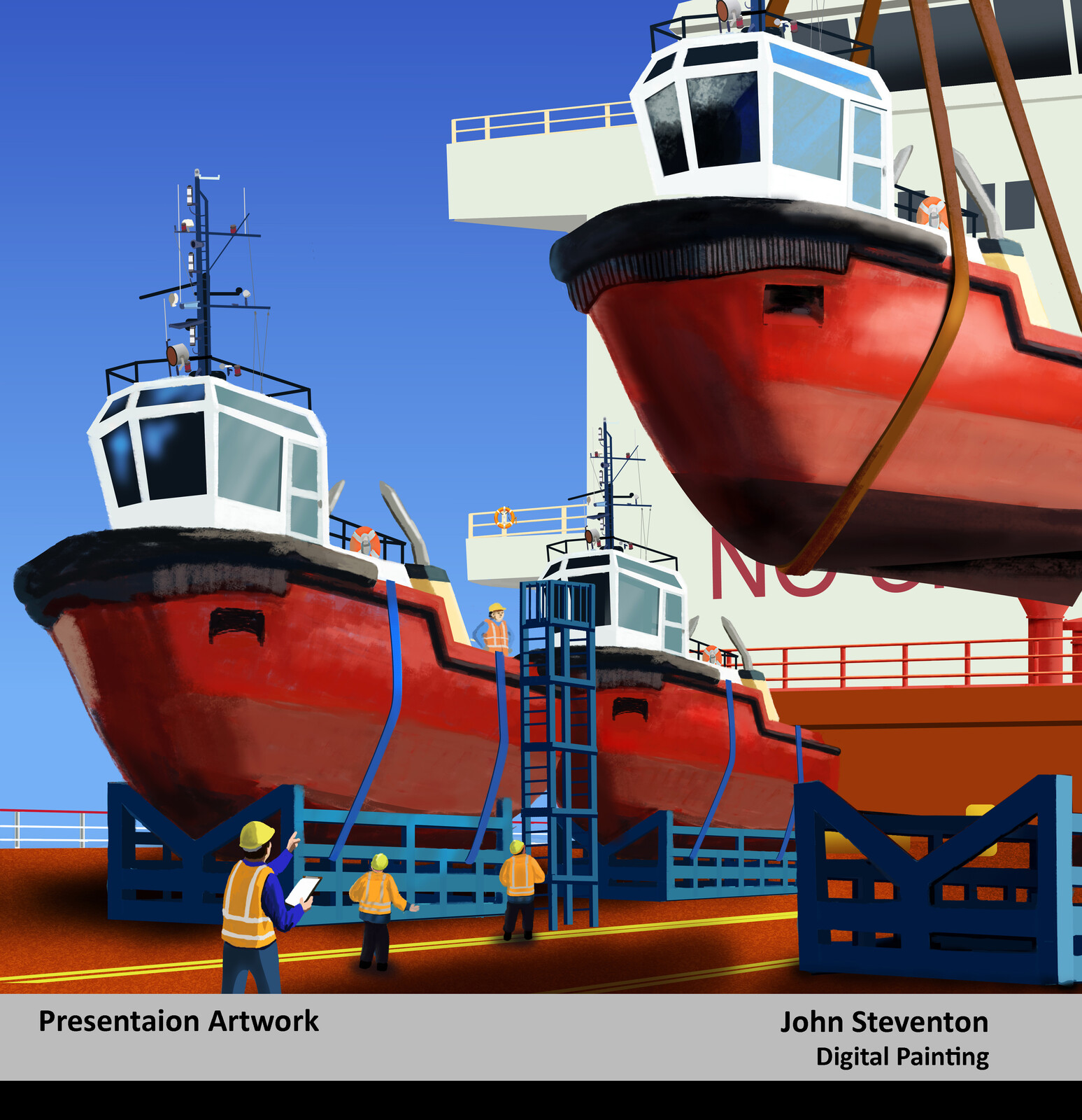 Project Cargo Tugs