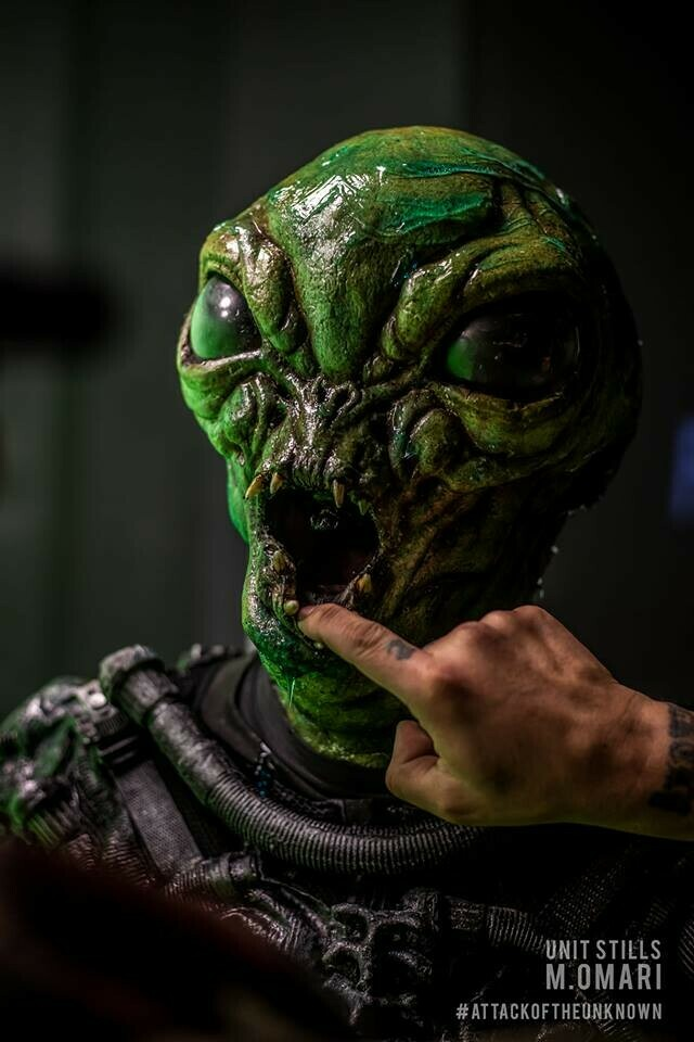 ACTUAL MASK by VGP ON SET