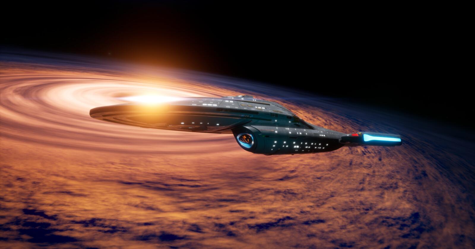 Voyager + Shuttles