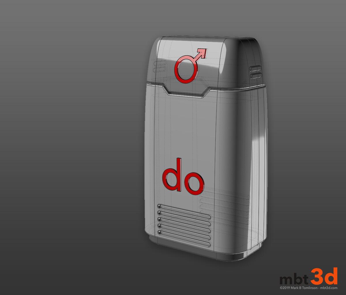 d o: deodorant moi