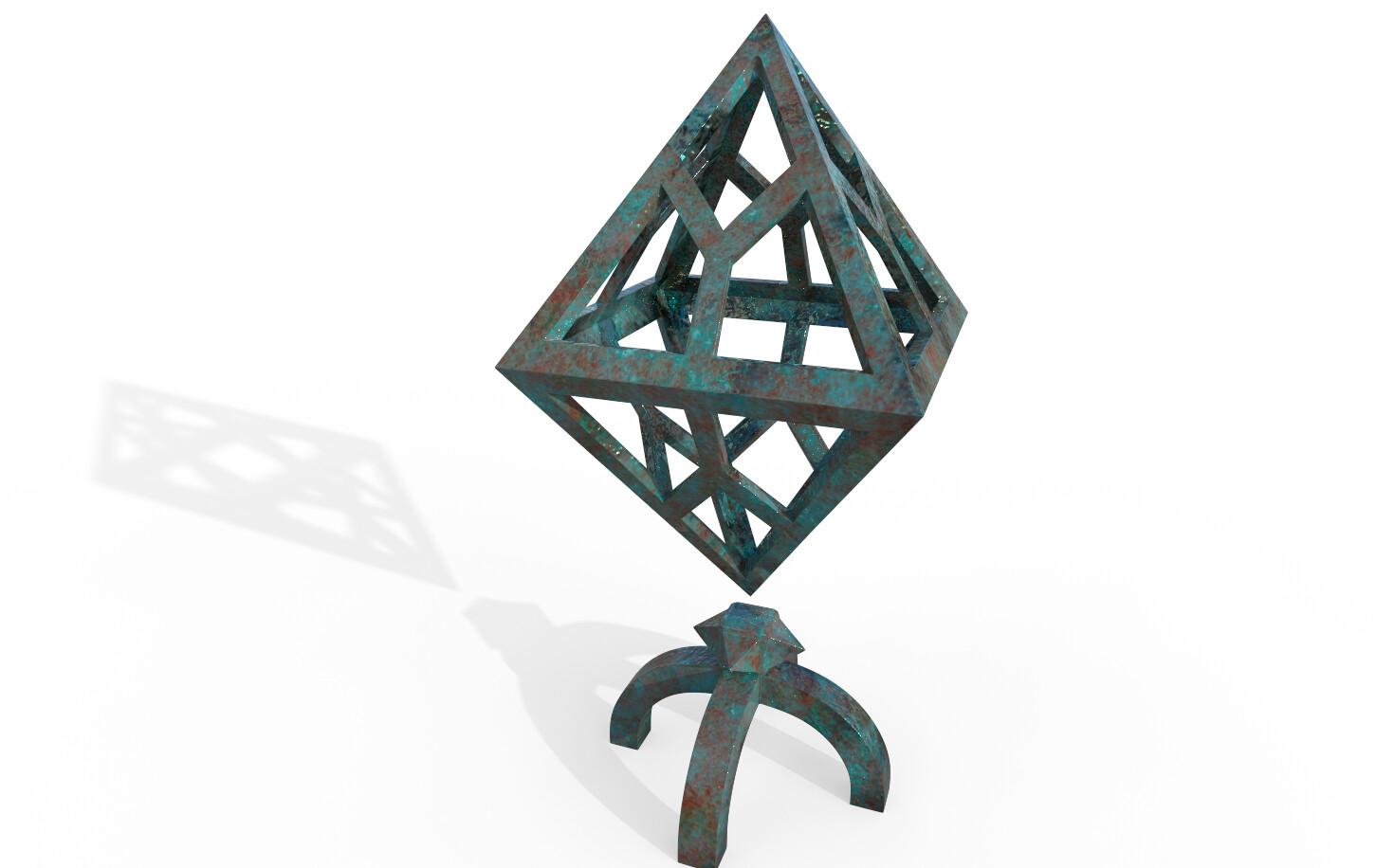 Joseph moniz cube001h