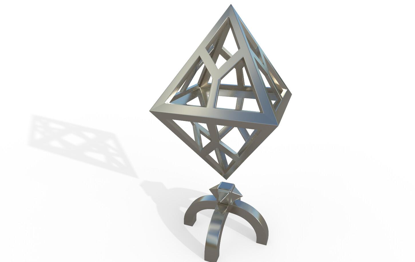 Joseph moniz cube001d