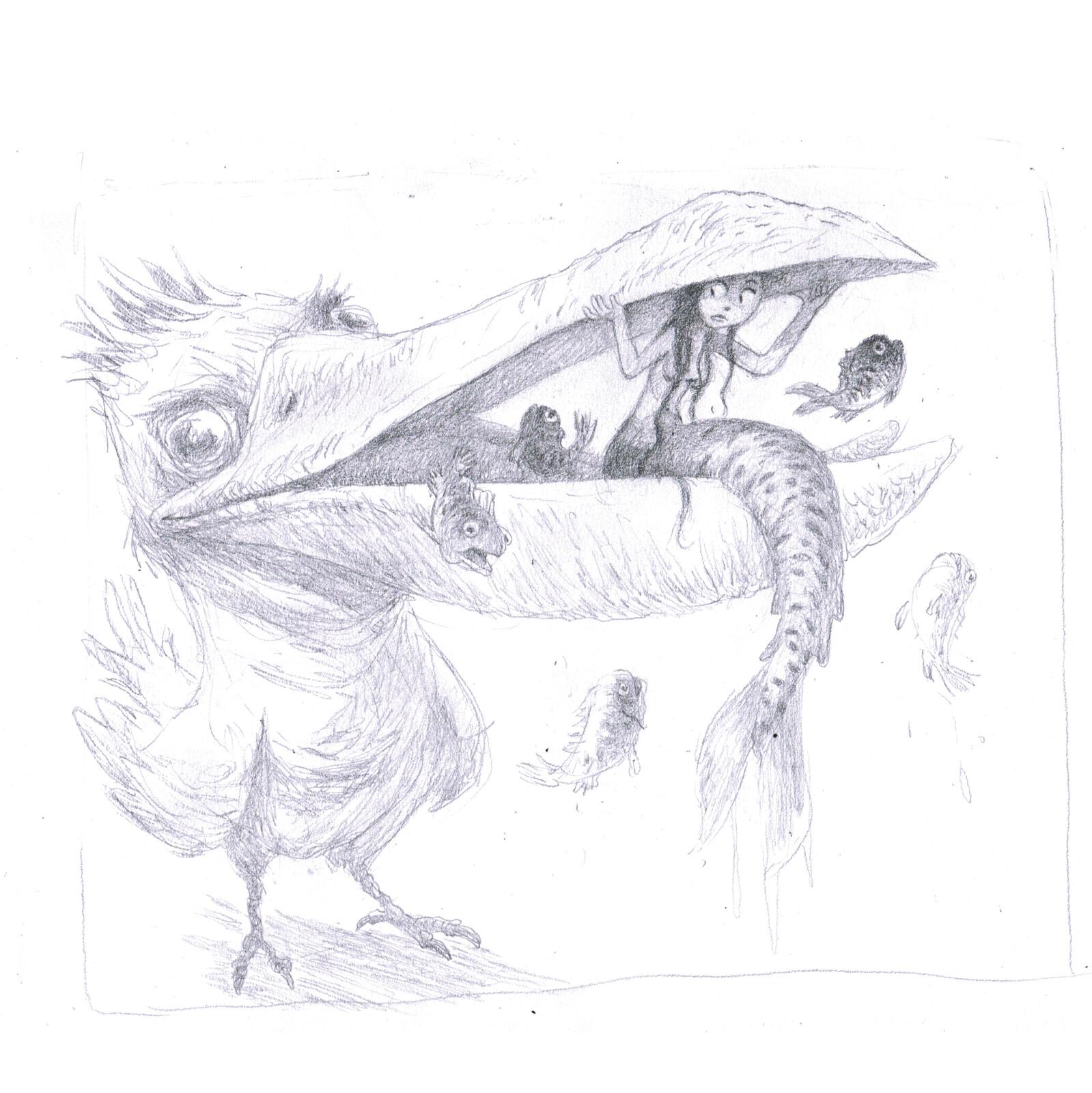 Mermay sketch