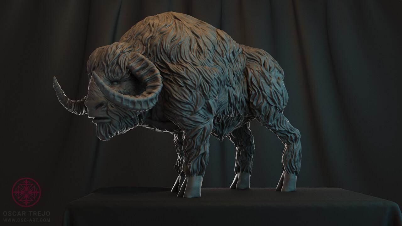 Oscar trejo buffalo3