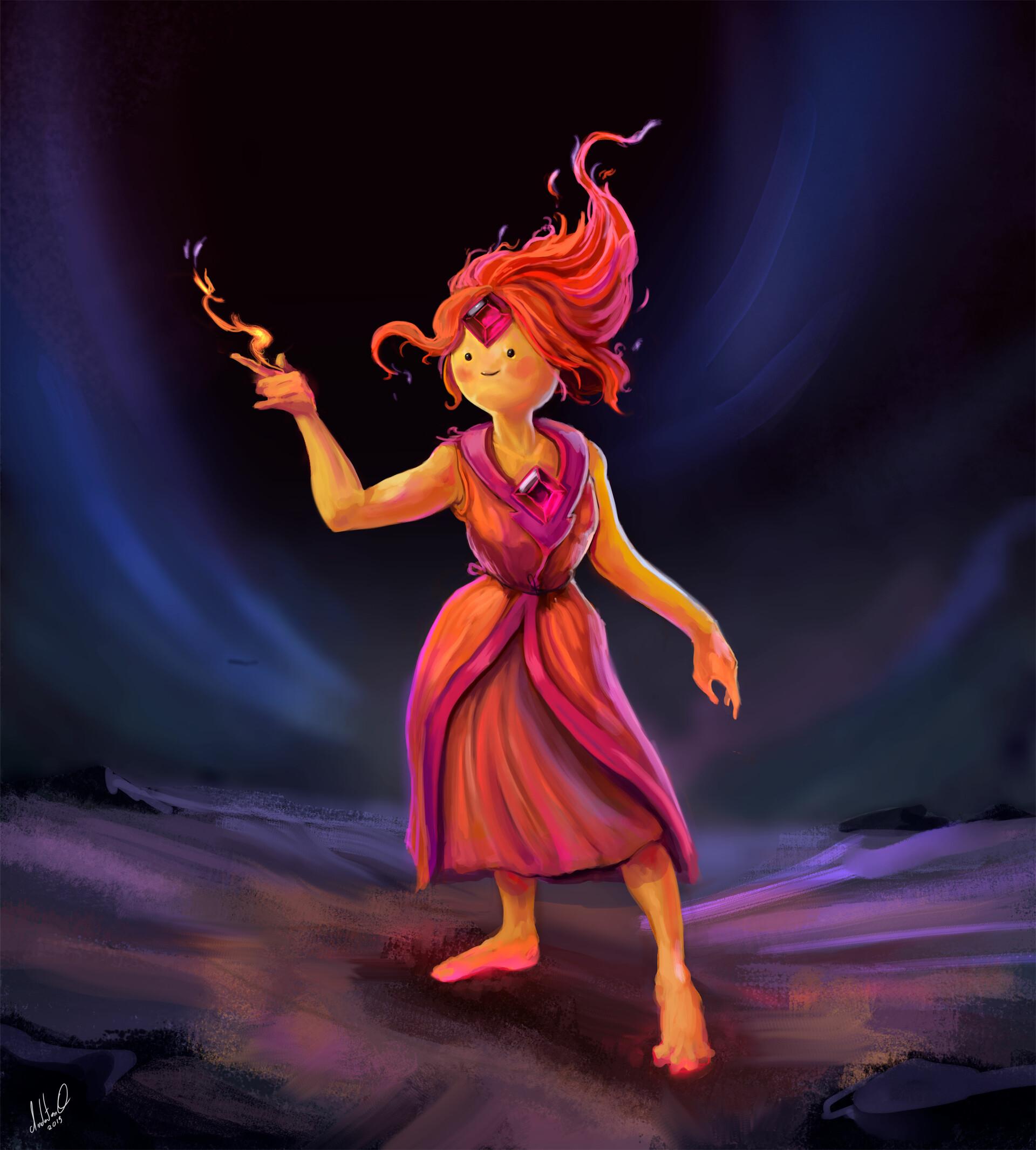 Anderton oliveira 231 princesa de fogo j