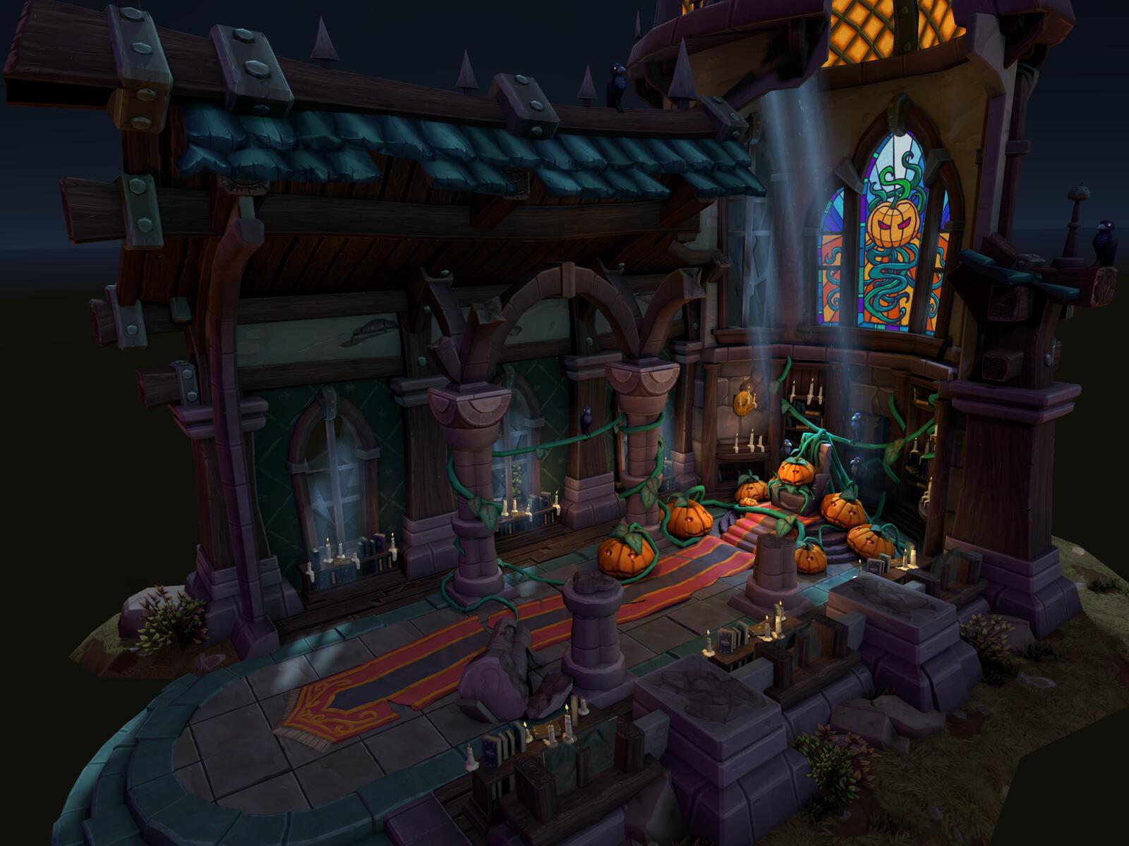 Pumpkin Chapel