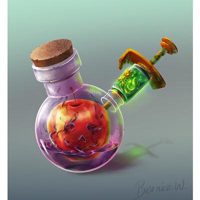 Bernice wang bernicewang potion midterm