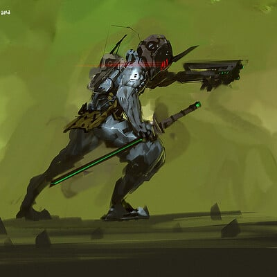 Benedick bana soldier final lores