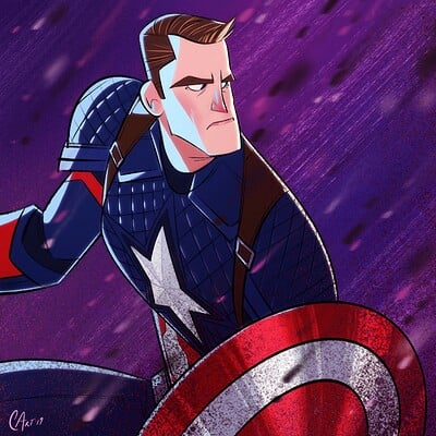 Christopher ables captain america
