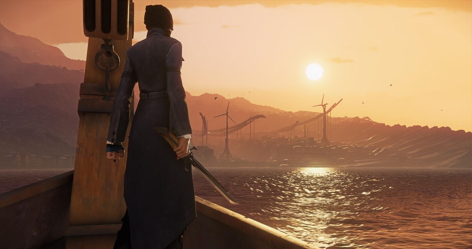Dishonored 2  (Arkane Studios)