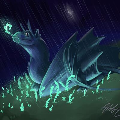 Megan heartfield rain dragon