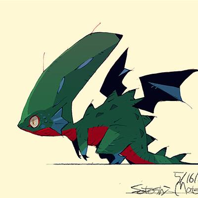 Satoshi matsuura 2019 05 16 hatchethex dragon s