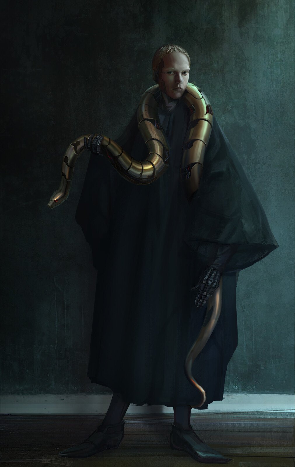 Android snake