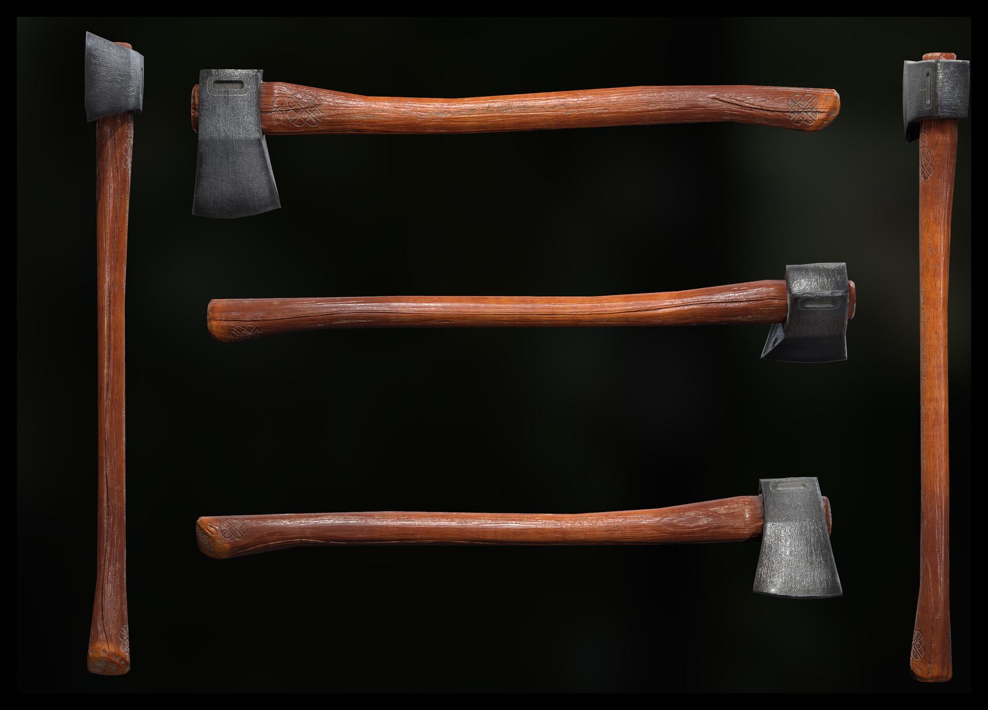 Antone magdy axe