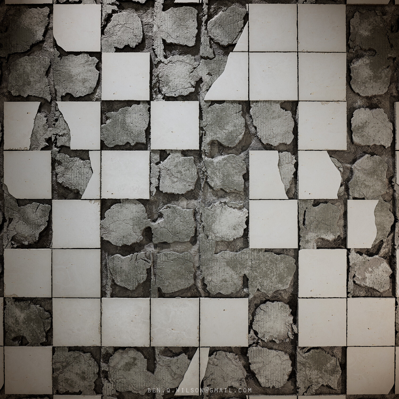 Ben wilson broken tiles render c