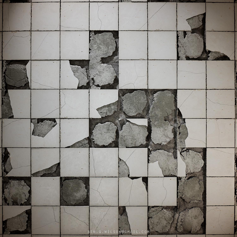 Ben wilson broken tiles render c2