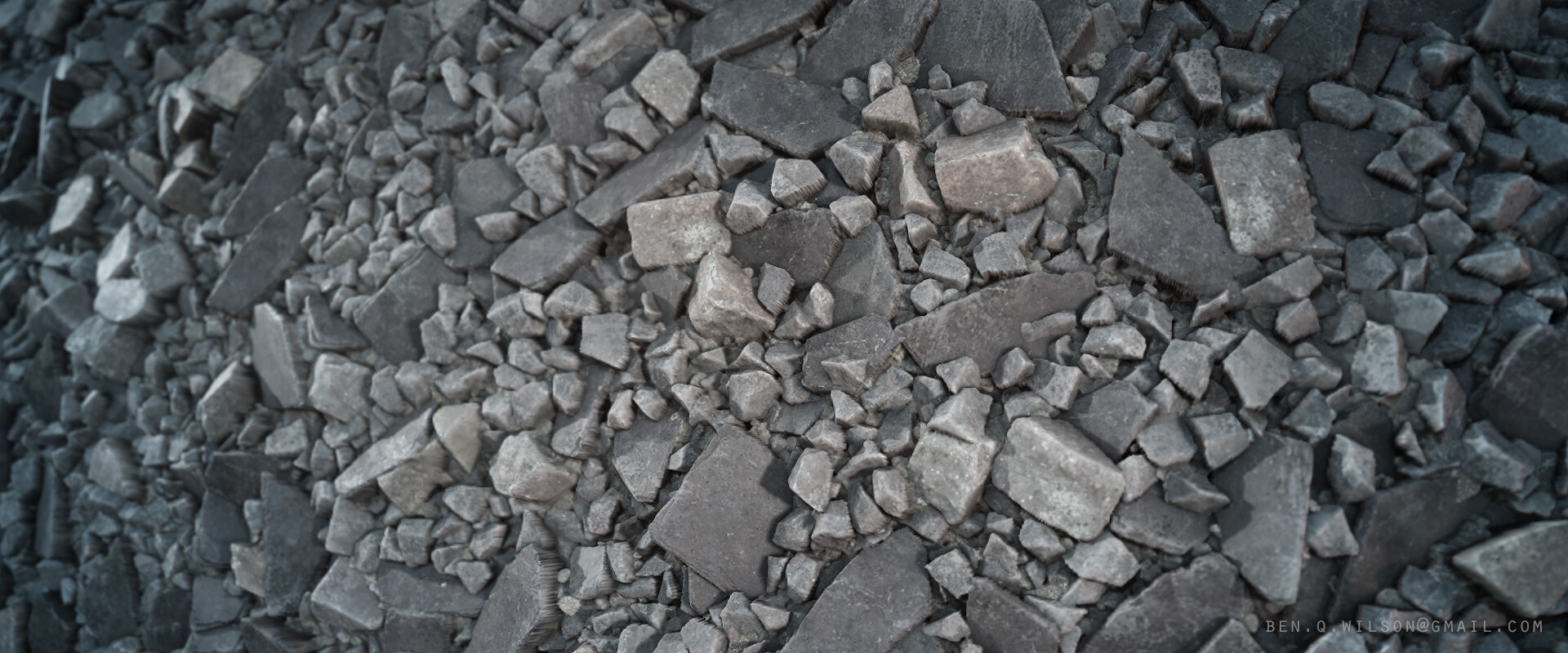 Ben wilson small rubble a 5