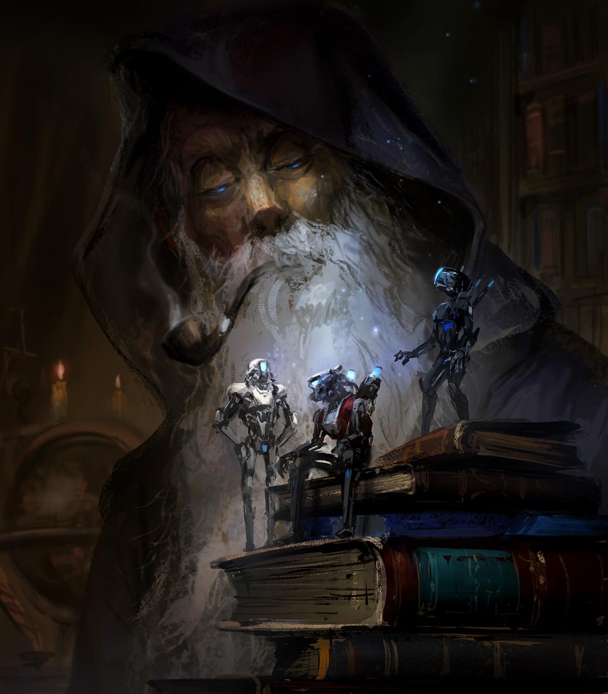 J c park secret of wizard