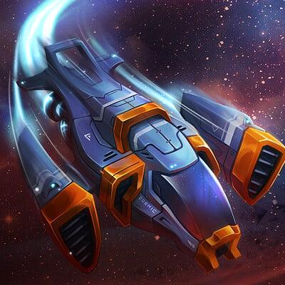 CosmicSky - Landing Page