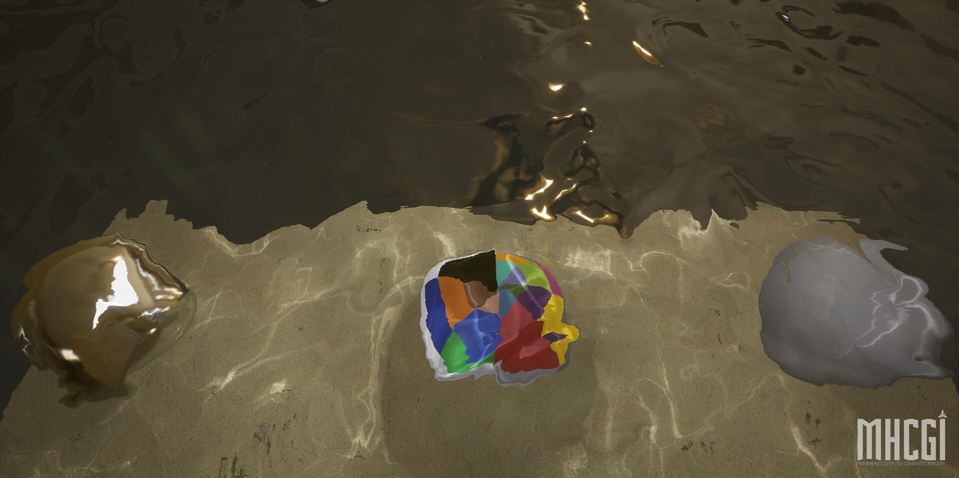 ArtStation - UE4 | Water Volume, Dominik Trojan