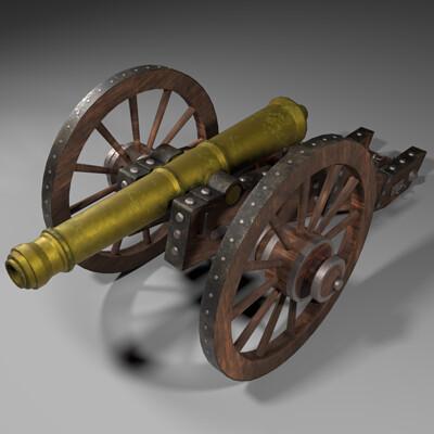 Edward konovalov cannon 1
